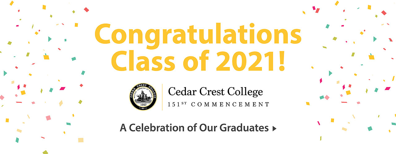Celebrate the Class of 2021